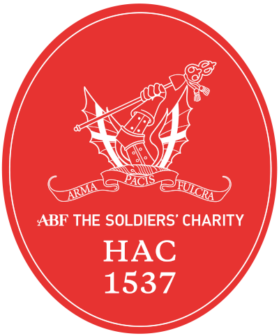 ABF The Soldiers' Charity HAC1537 Partnership logo