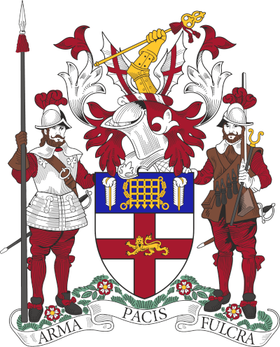 The HAC Coat of Arms
