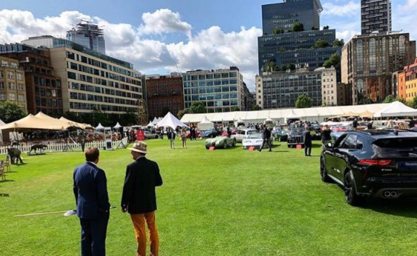 London Concours to go Ahead