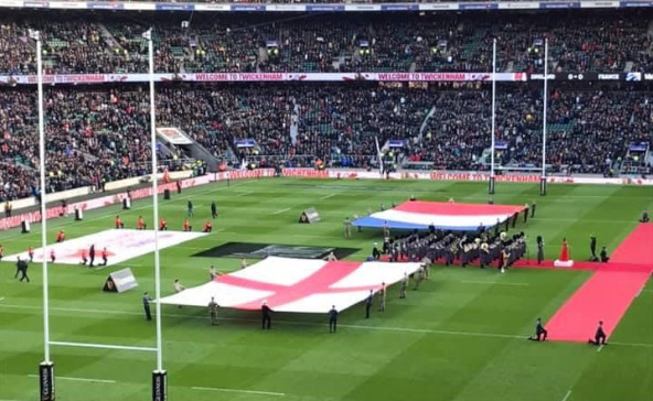 HAC at the Six Nations