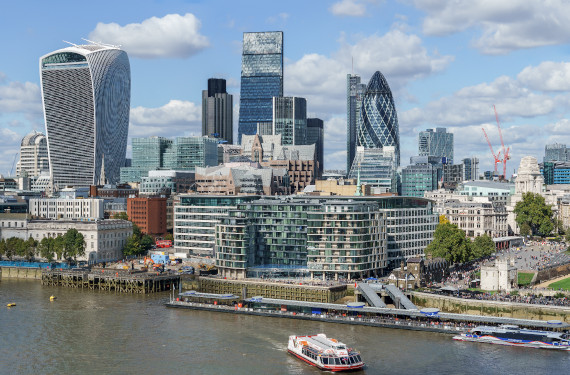 The City of London: The Ideal Event Destination