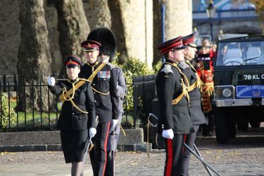 Prince of Wales  70th Birthday Gun Salute  3