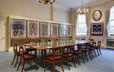 THE HAC Medal Room Boardroom Layout  17