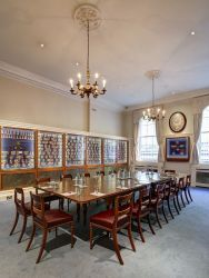 THE HAC Medal Room Boardroom Layout  1