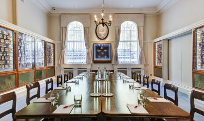 THE HAC Medal Room Boardroom Layout  2