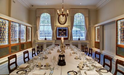 THE HAC Medal Room Dinner One Table  6