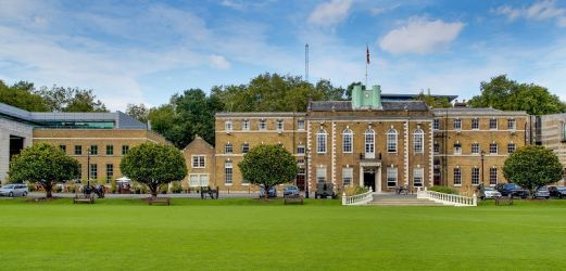 THE HAC Armoury House and PCR   high res