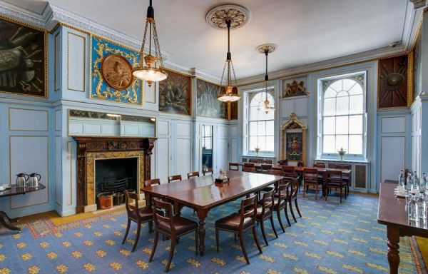 THE HAC Court Room Boardroom style