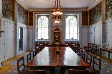 THE HAC Court Room Boardroom style to window