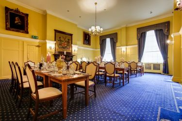 THE HAC Queens Room Dinner