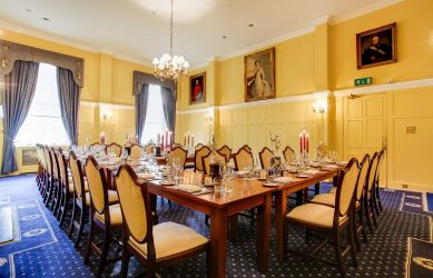 THE HAC Queens Room Dinner   high res