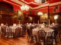 The HAC Long Room Dinner with minstrels gallery