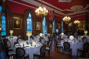 The HAC Long Room Midsummer Dinner
